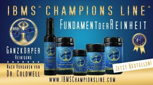 IBMS® Champions Line® Supplemente für Champions!