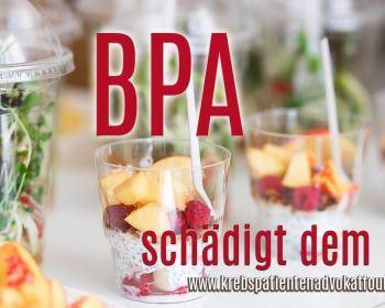 BPA schädigt den Darm