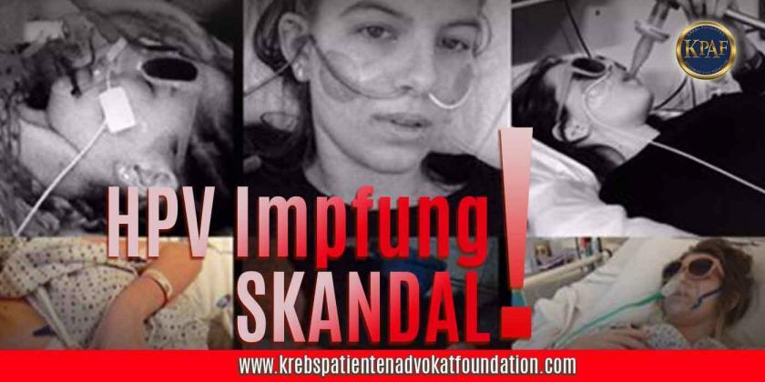 HPV Impfung Skandal
