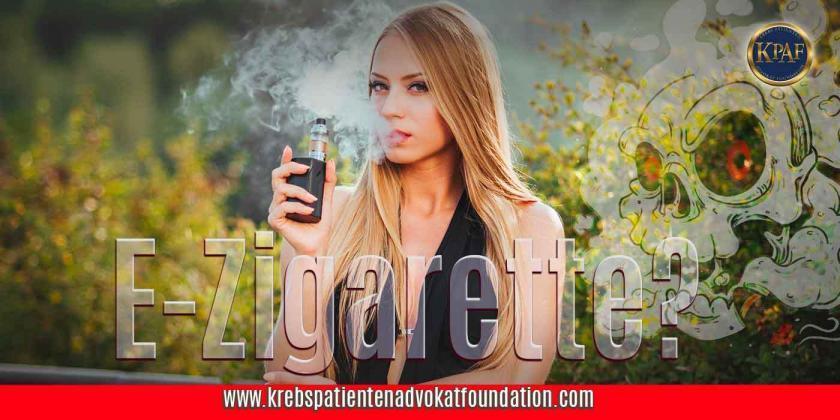 KPAF® E-Zigarette und Herzgesundheit