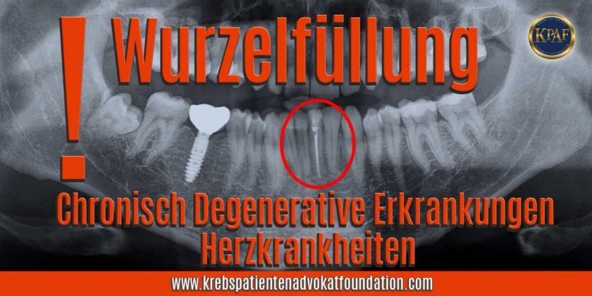 Toter zahn leichengift